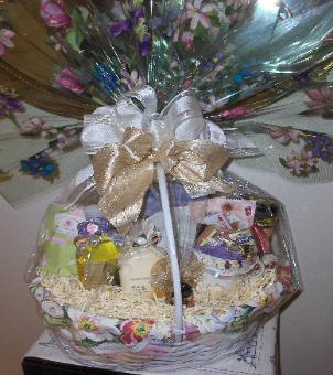 Holiday Celebrations Basket